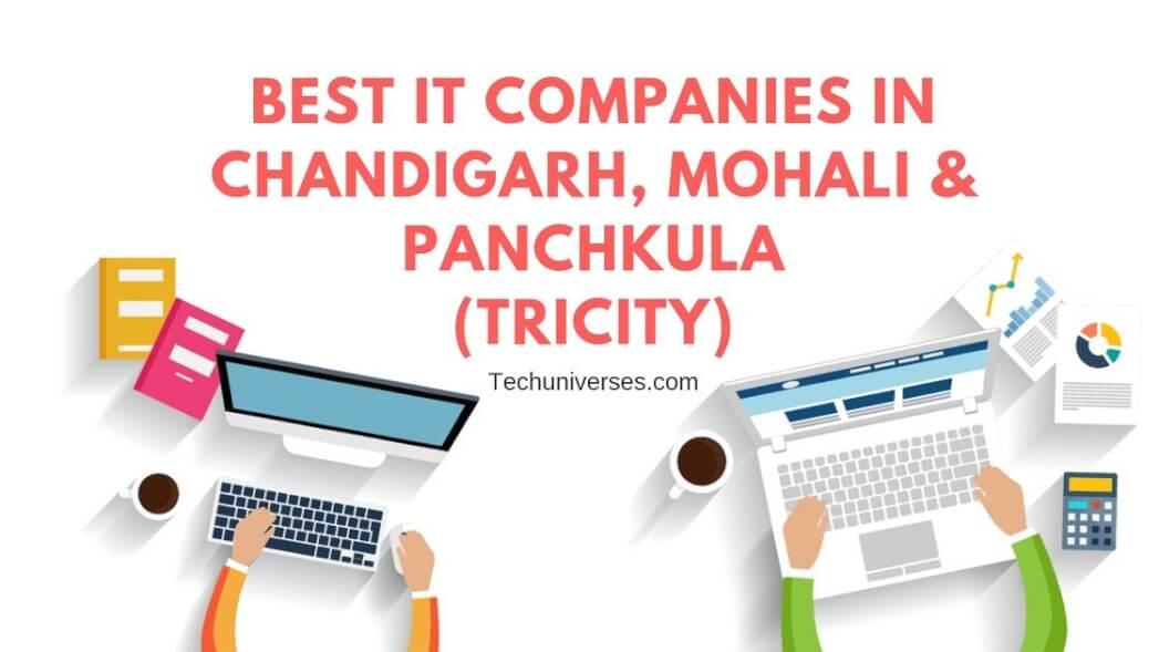 it company in chandigarh mohali