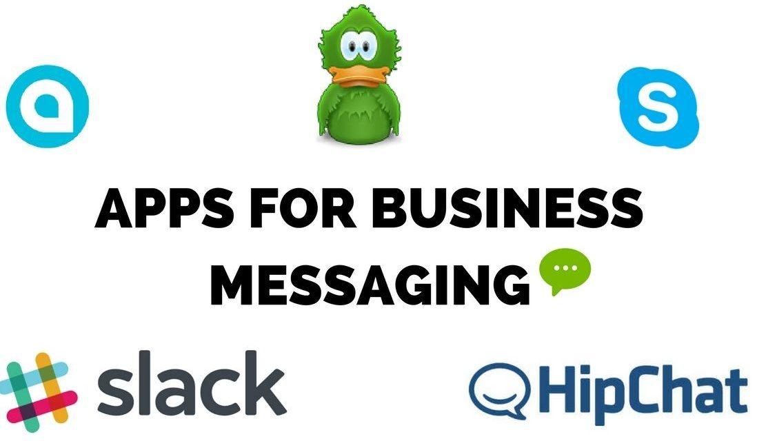 Best Business Messaging App