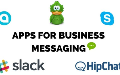 Best Business Messaging App