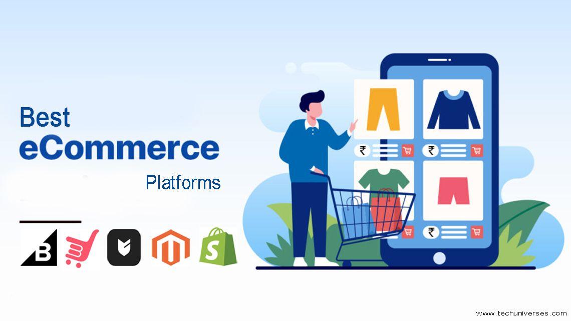 top 5 ecommerce platforms
