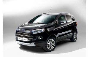 Ford EcoSport SUV India