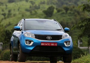 Tata Nexon latest SUV Cars In India
