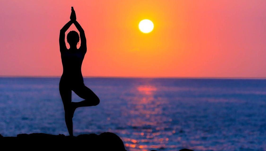popular yoga training center in India