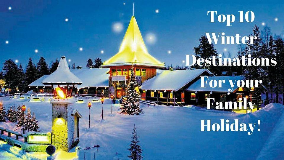 Top 10 Winter Destinations