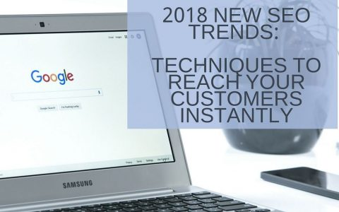 2018 New SEO Trends