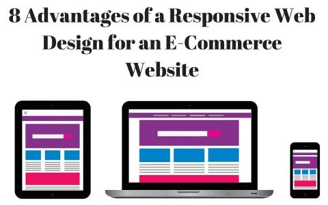 Responsive E-Commerce Web Design