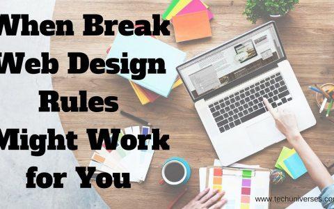 Web Design Rules