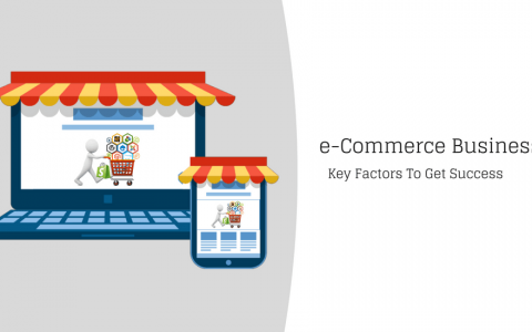 Success factors e-Commerce Business