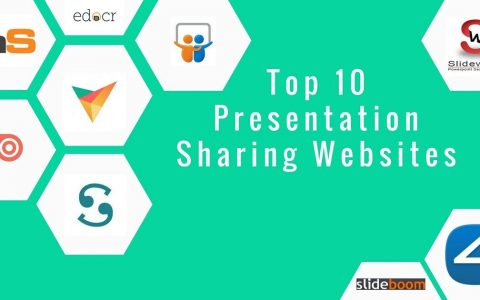 Top 10 Presentation Sharing Websites