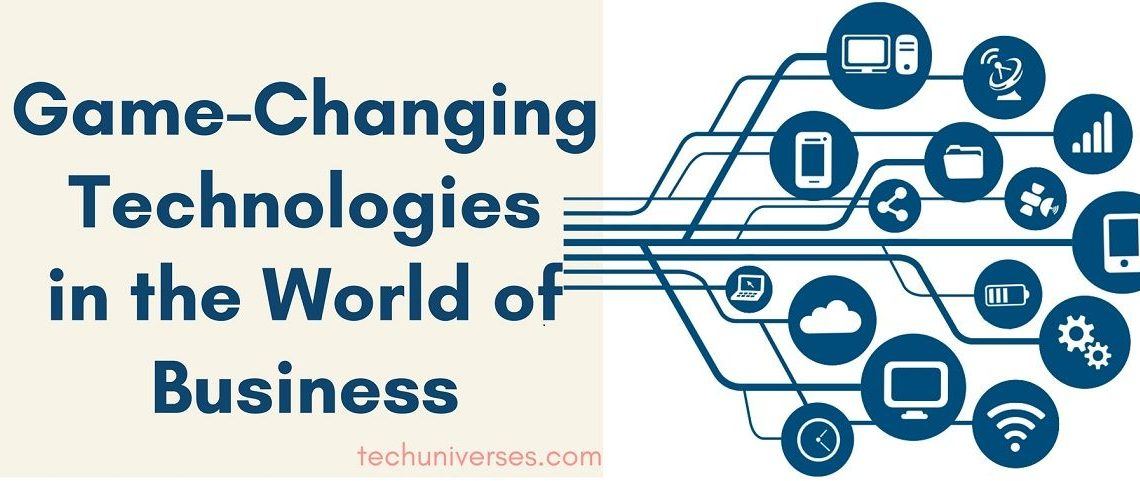 Modern Technology used in Business