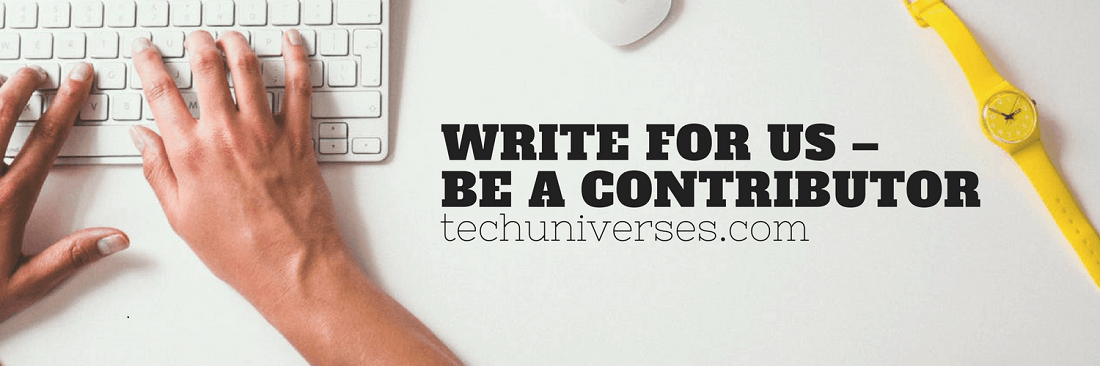 Write for Us Technology Blog