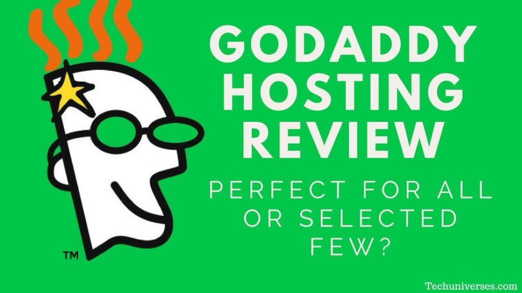 Godaddy Hosting Review