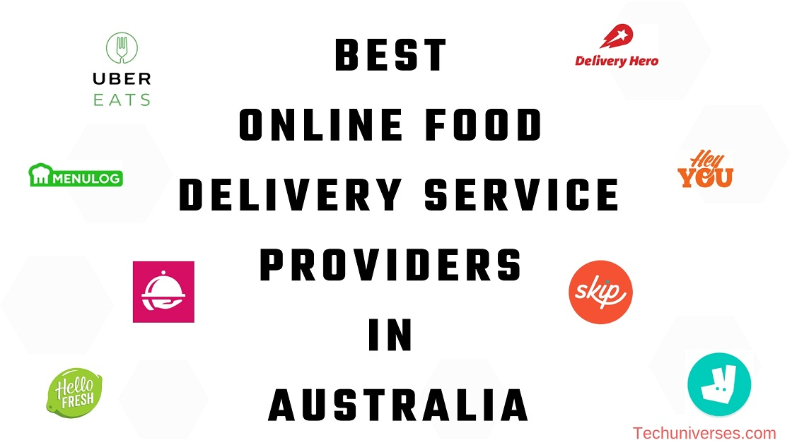 Best Food Delivery Service Providers in Australia
