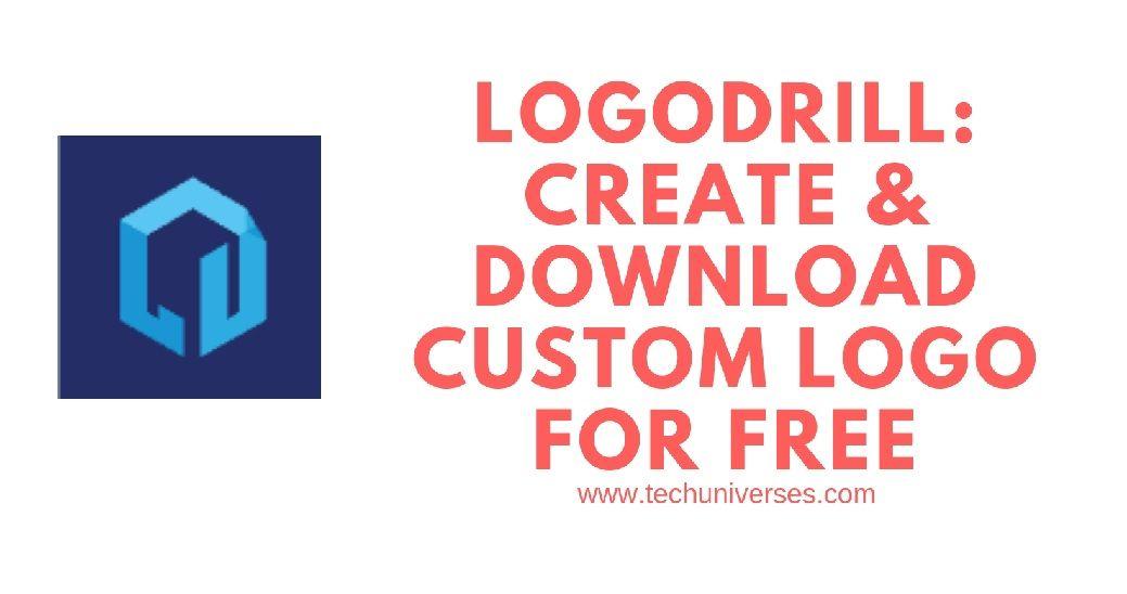 Logodrill Custom Logo tool