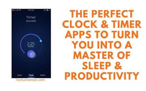 Perfect Clock and Timer Apps