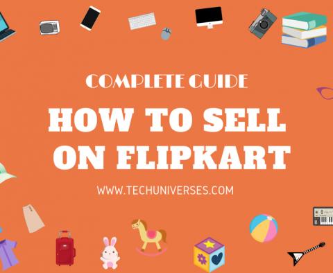 How To Sell On Flipkart