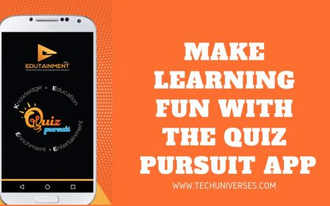 Make Learning Fun with the Quiz Pursuit App