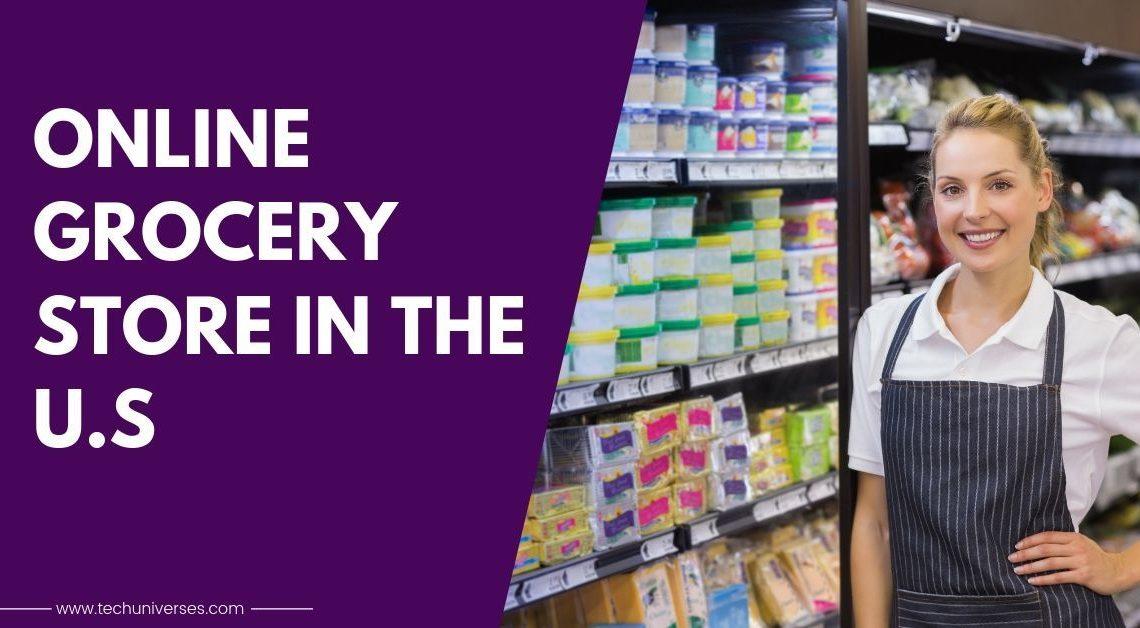 Best online grocery store