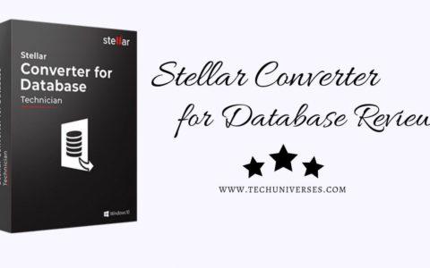Stellar Converter for Database Review
