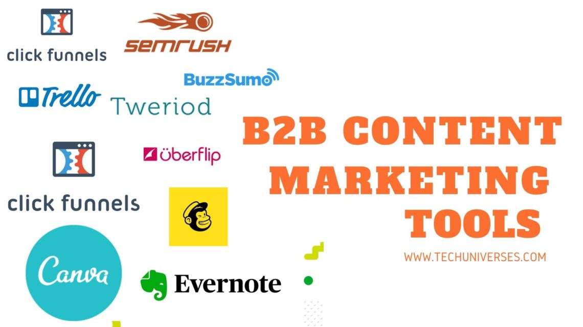 B2B Content Marketing Tools