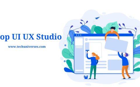 Best UI/UX Designing Companies