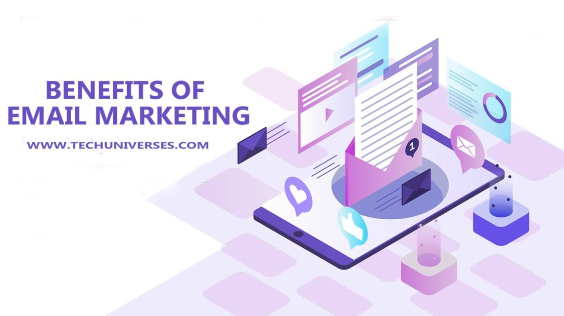 Advantages Of Email Marketing