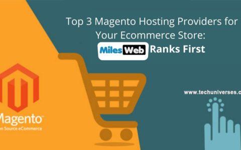best Magento Ecommerce Hosting