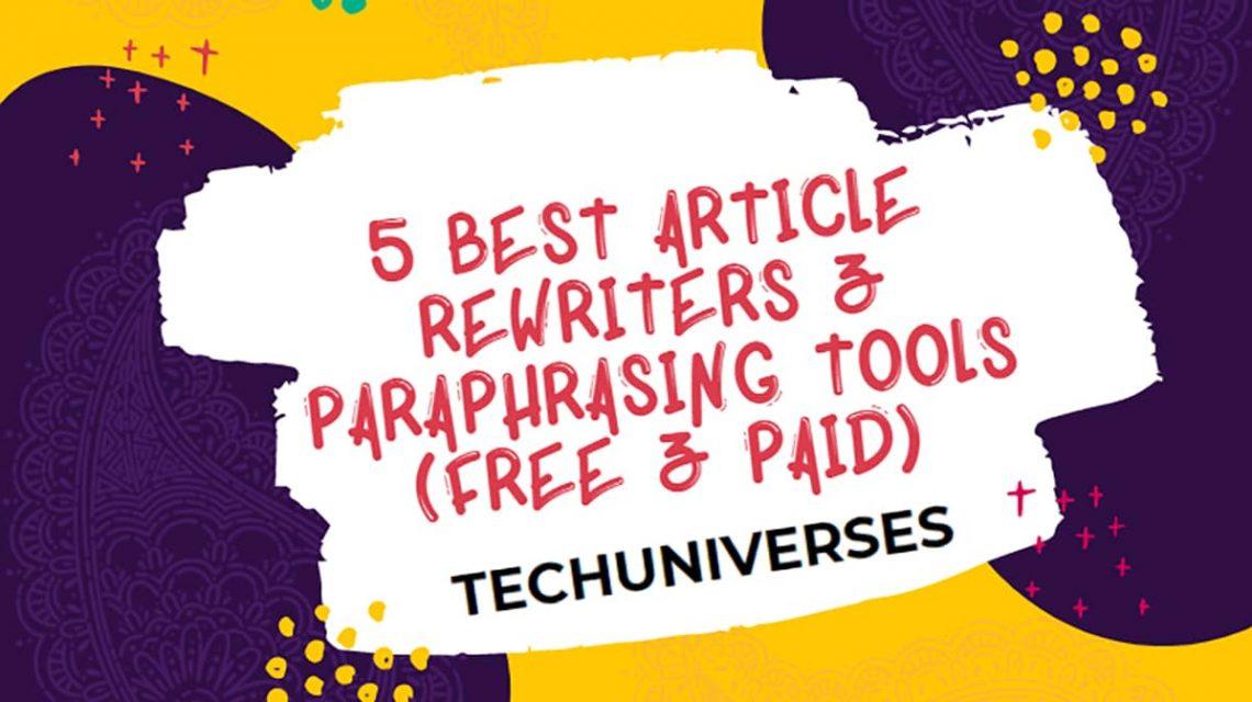 tools rewrite